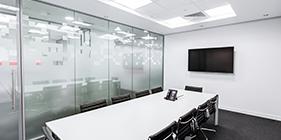 Salle de réunion du cabinet de conseil Arix